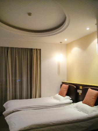 New Space-Time Ruili Hotel: 上海新时空瑞力酒店