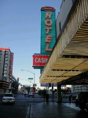Binion's Horseshoe Hotel & Casino Las Vegas: 门面