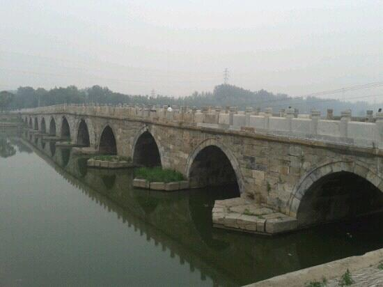 Fangshan Liuli River Great Bridge