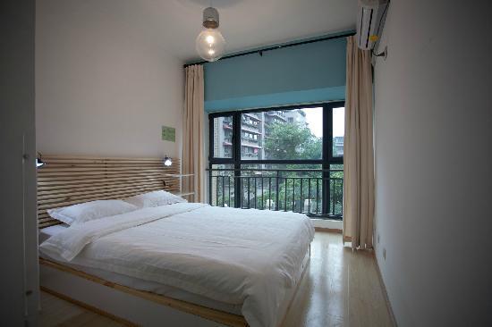 Chengdu Free Guys Youth Hostel: 客房