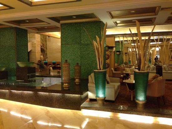 Radisson Blu Hotel Shanghai New World: 布置典雅
