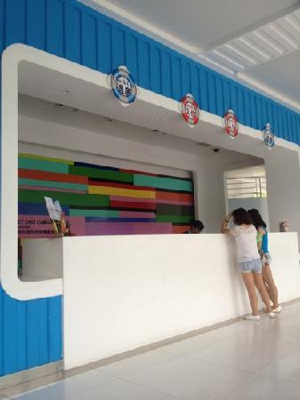 Cargo Hotel Shenzhen : check in