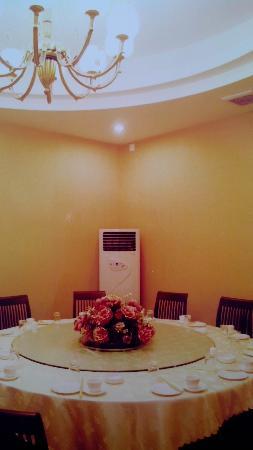 Yingbin Hotel: 餐厅包房