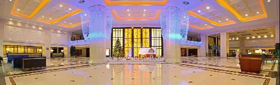 Yangzhou Xiyuan Hotel : 大堂