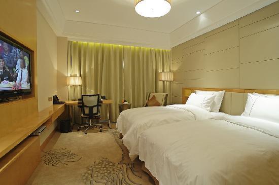 Yangzhou Xiyuan Hotel : 豪华房(双床)