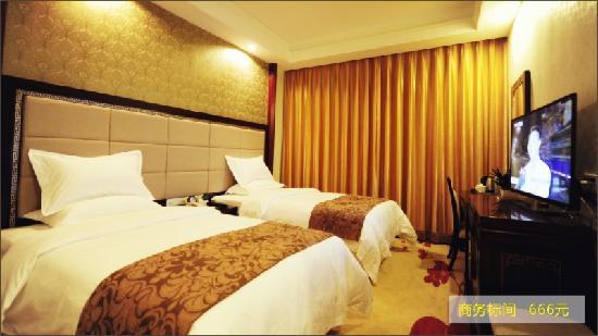 Jingwan Hotel: 商务标间