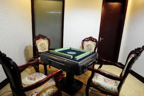 Jingwan Hotel: 棋牌