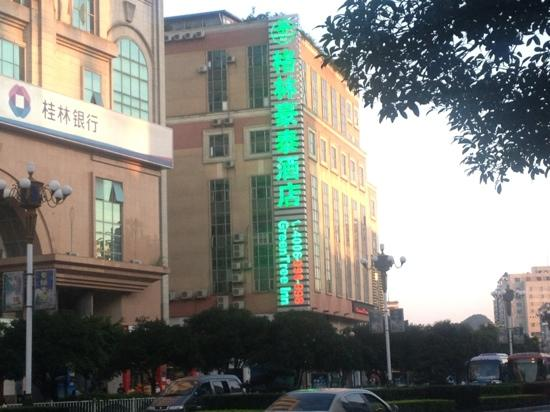 Yifang Hotel: 格林豪泰商务酒店