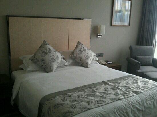 Days Hotel Huanan: 房间