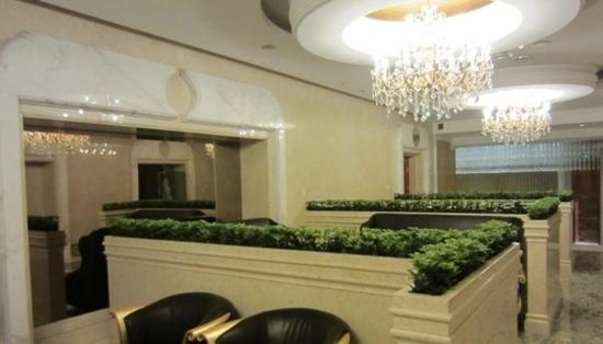 Yongtai Junyue Hotel : 大厅