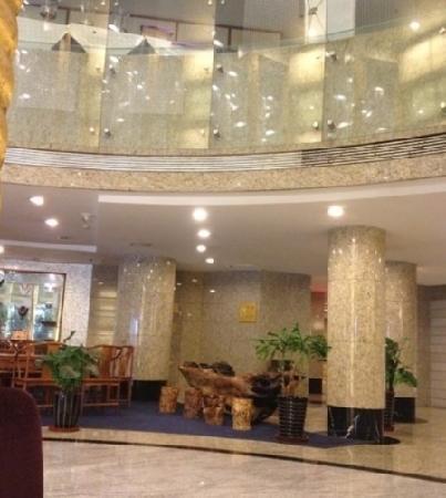 King Hall Hotel: 大厅