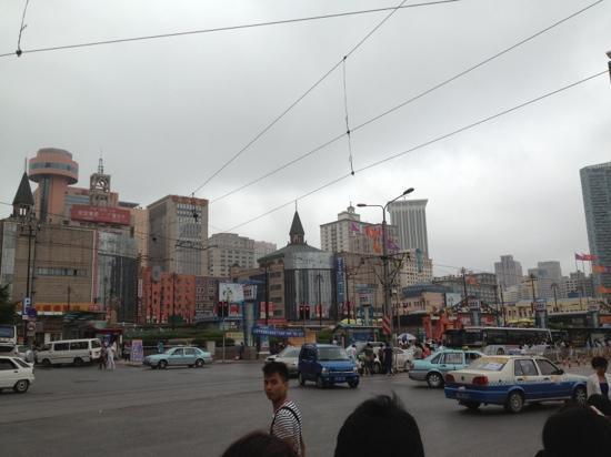 Victory Square: 胜利广场