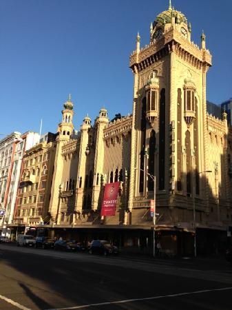 Forum Melbourne: 漂亮的建筑
