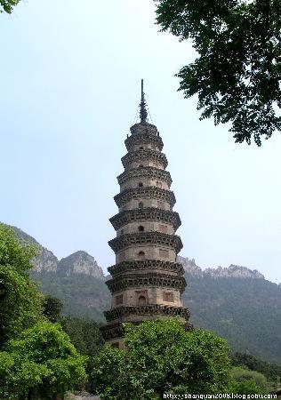 Lingyan Temple Scenic Resort : 很不错呗