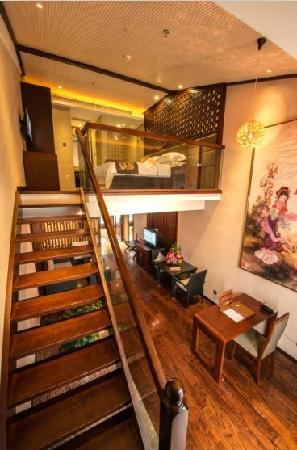 BEST WESTERN Jooch Resort Hotel: 豪华复式套房
