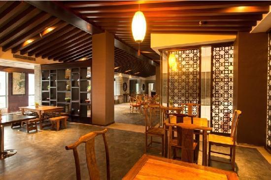 BEST WESTERN Jooch Resort Hotel: 茶文化长走廊