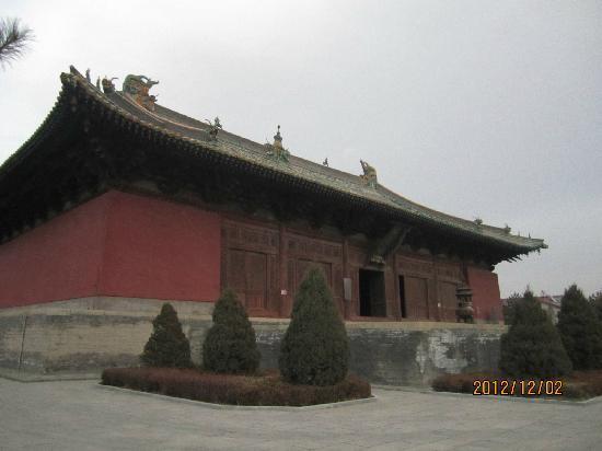 Shuozhou Chongfu Temple : 2102.12