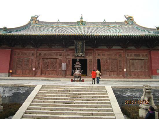 Shuozhou Chongfu Temple : 2012.12