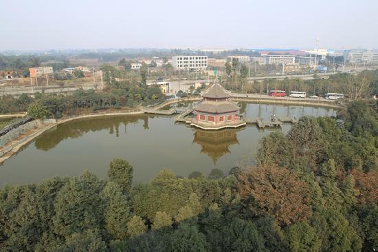 Xinhuangcheng Hotel: 酒店全景