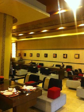 Wangjiang Hotel : 餐厅