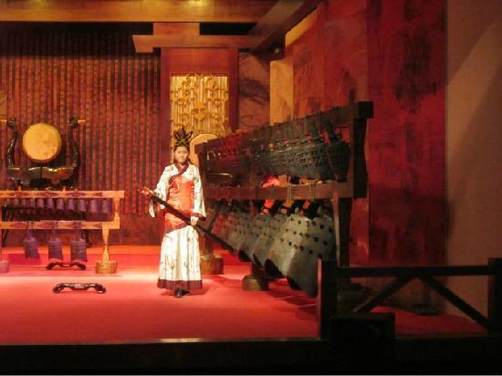 Jingzhou Museum: 编钟