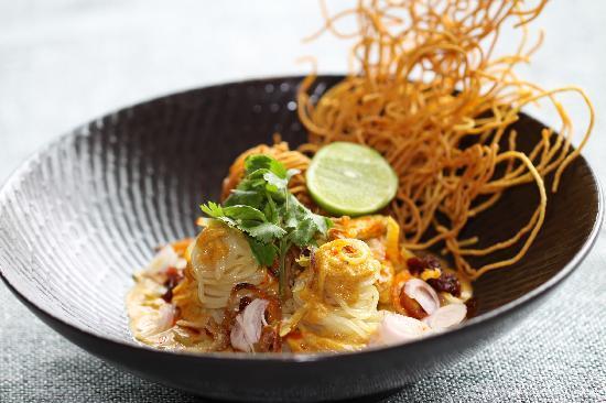 Baan Rim Nam Anantara : 黄咖喱面