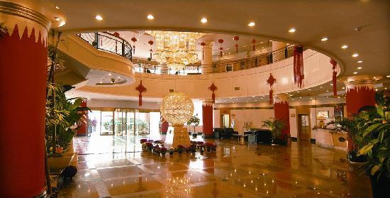 Haitian Grand Hotel: 酒店大堂