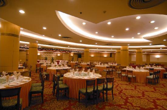 Haitian Grand Hotel: 酒店宴会厅