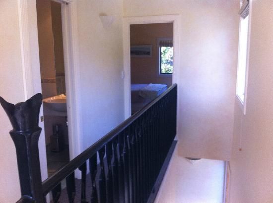 Manata Lodge: 走廊