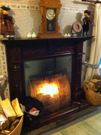 Parkbrae Estate: 炉