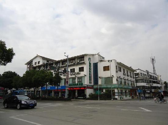 GreenTree Inn Suzhou Zhuhui Road Express Hotel