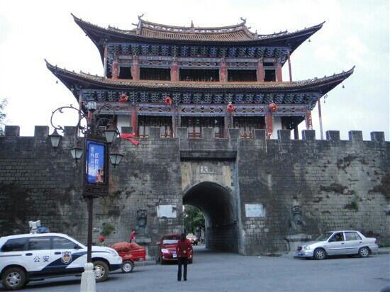 Dali Gucheng - the Old City: 12