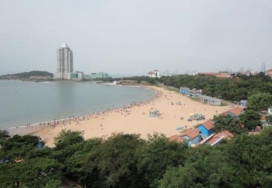 Qingdao Second Beach : 照片