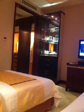 Tian Hao Hotel: 室内