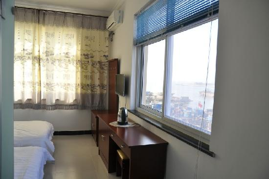 Wanghai Deyuelou Hotel: 海景标间