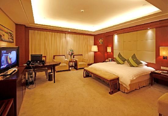Today Hotel: 豪华单间