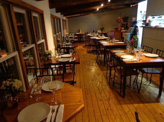 Boat Shed Cafe: 餐厅