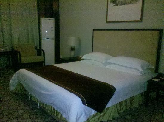 Jingbo Mountain Resort: 大床