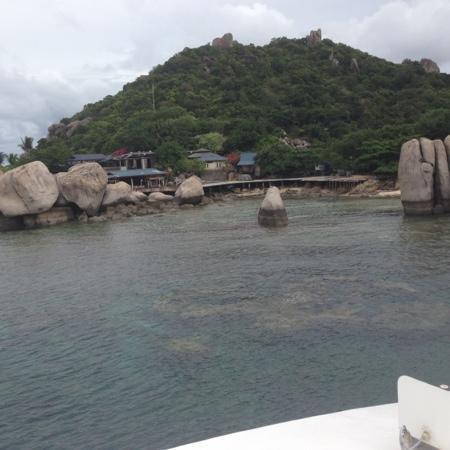 Nangyuan Island Dive Resort: 南园