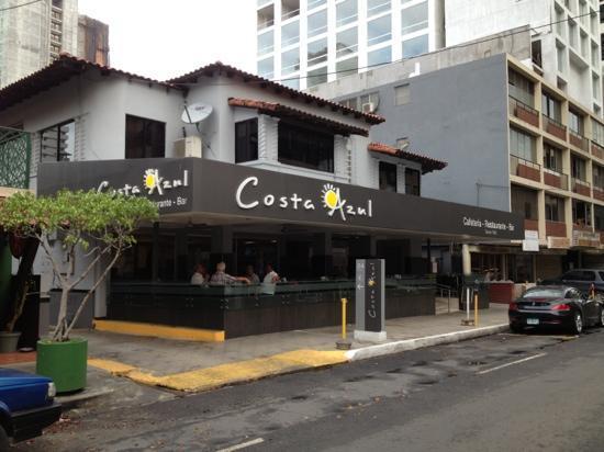 Restaurante Costa Azul: ok