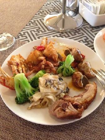 LanHai Da Restaurant AiQinHai Buffet