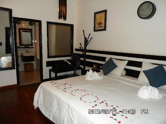 Cinnamon Hotel Saigon: 客房