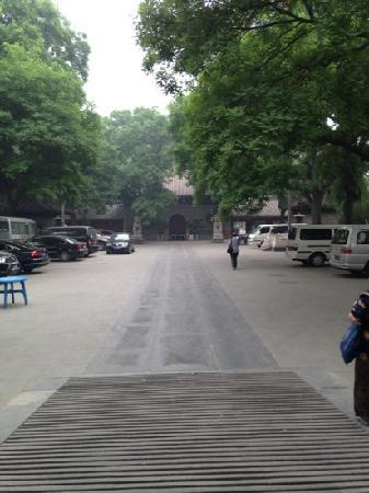 Templeside Hutong Guest House: 周边
