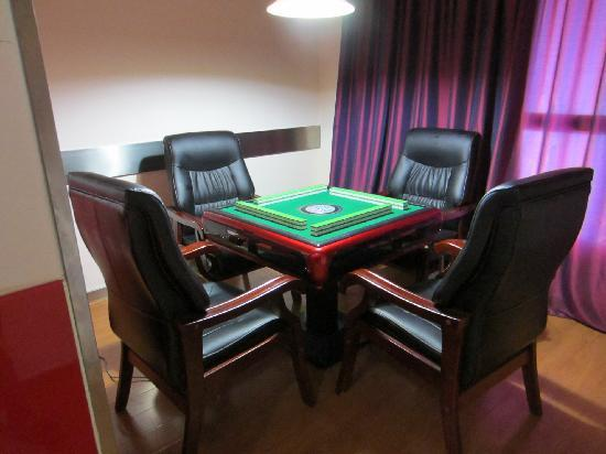Suchuang Hotel: 棋牌套房