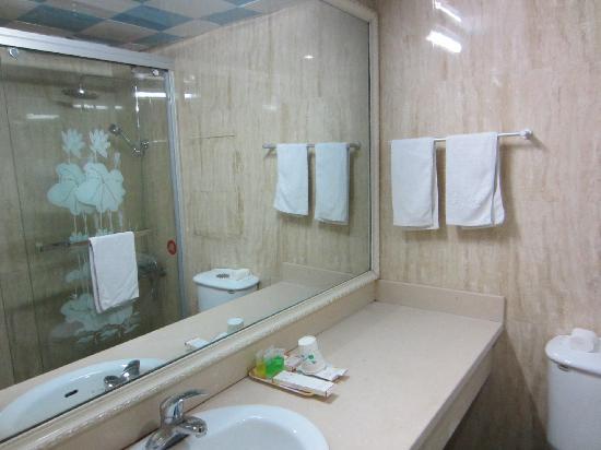 Suchuang Hotel: 卫生间