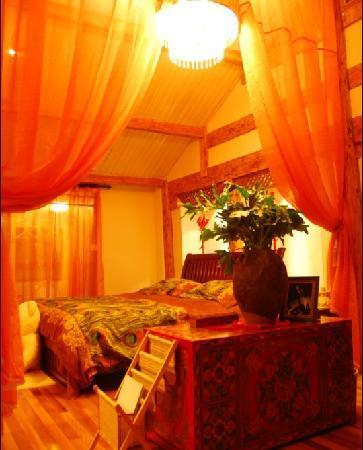 Adu Hostel Lijiang Shuhe: 蜜月套房