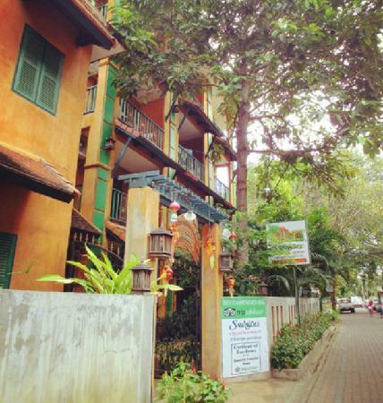 Sabaidee Chiang Mai Hotel: Sawasdee Chiangmai House Hotel