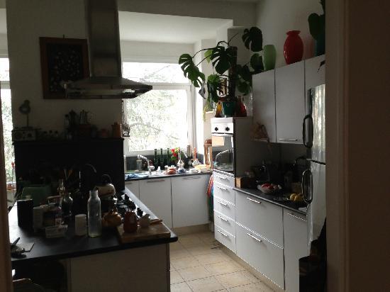 Aurelio Aquilone B&B: 厨房