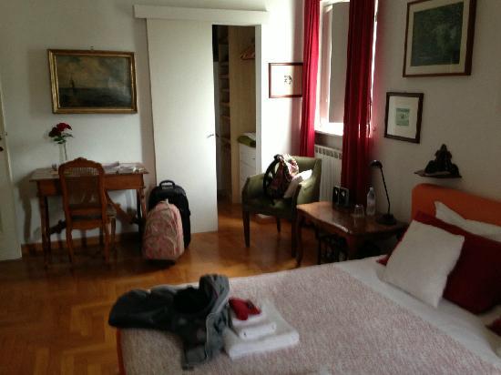 Aurelio Aquilone B&B: 卧室
