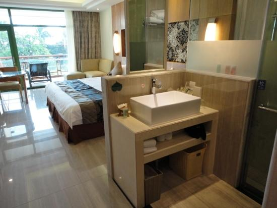 Tian Hong Resort: 大床房